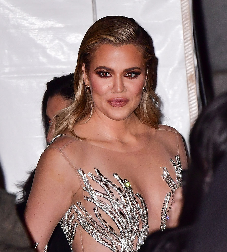 Khloé Kardashian and her boyfriend wore matching camo outfits, so things must be getting serious
