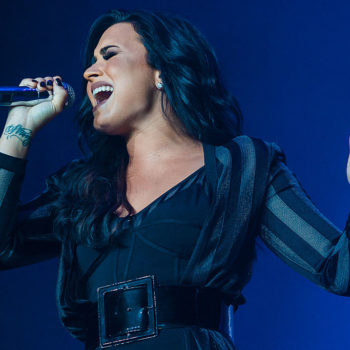 "Demi Lovato's beautiful cover of ""Silent Night"" will give you chills"