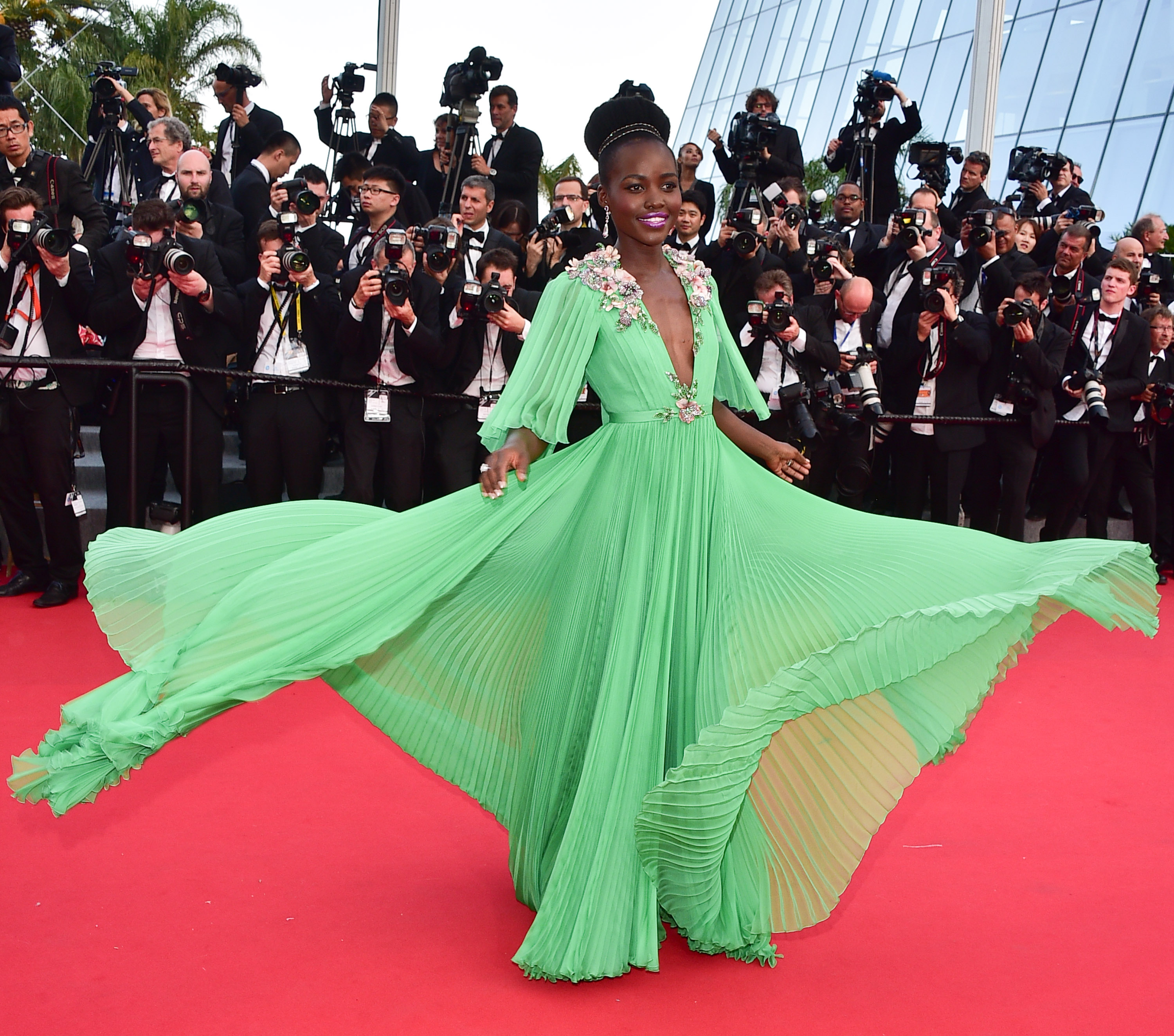 20 reasons why Lupita Nyong'o is forever the queen of red carpet style
