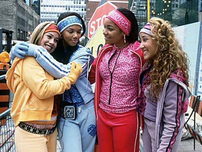 "There was a ""Cheetah Girls"" reunion because they are sisters who stand together"