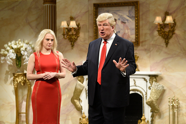 Here's how much Alec Baldwin gets paid to play Donald Trump on SNL, in case you were curious