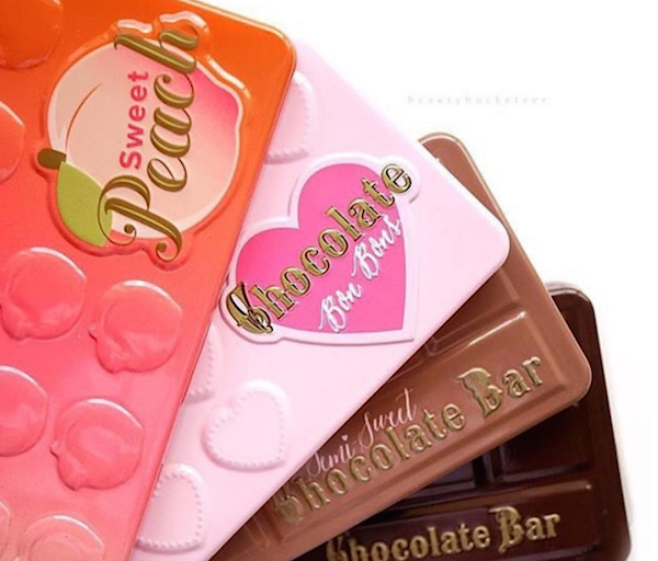 Too Faced gave us a sneak peek of their upcoming Clover palette and it's too cute for words