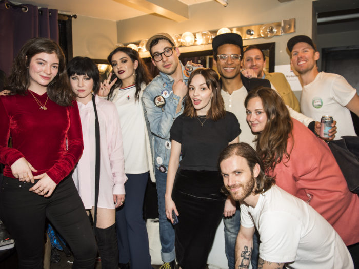 I went to The Ally Coalition's epic talent show featuring Lorde, Charli XCX, Carly Rae Jepsen, and more — and here are some of the amazing things that happened