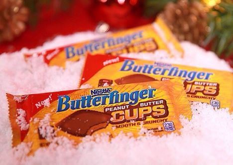 Are Butterfingers about to ~spice~ it up?