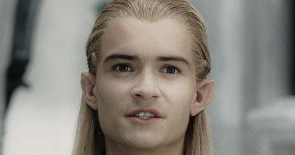 What Is Orlando Bloom In Lord Of The Rings