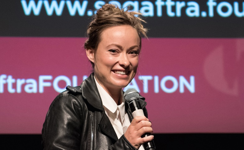 Olivia Wilde just unveiled her new haircut and it's making us long for the beach