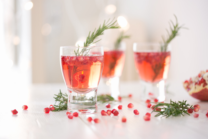 11 holiday mocktails that will give you a sugar high that booze can't compete with