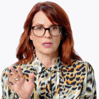 We're cracking up over this video of Megan Mullally reciting old-fashioned sex advice