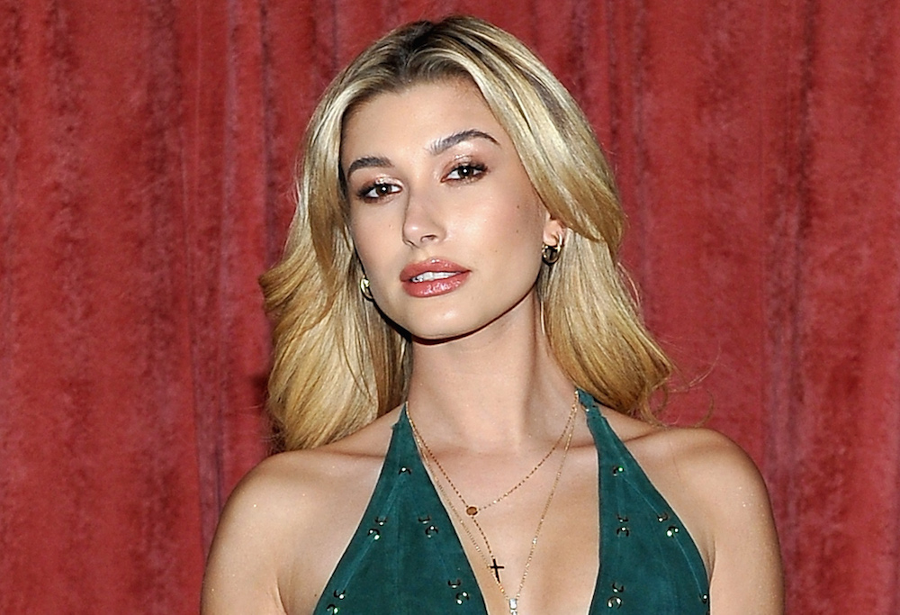 Like many of us, Hailey Baldwin can't do this one super popular makeup trend