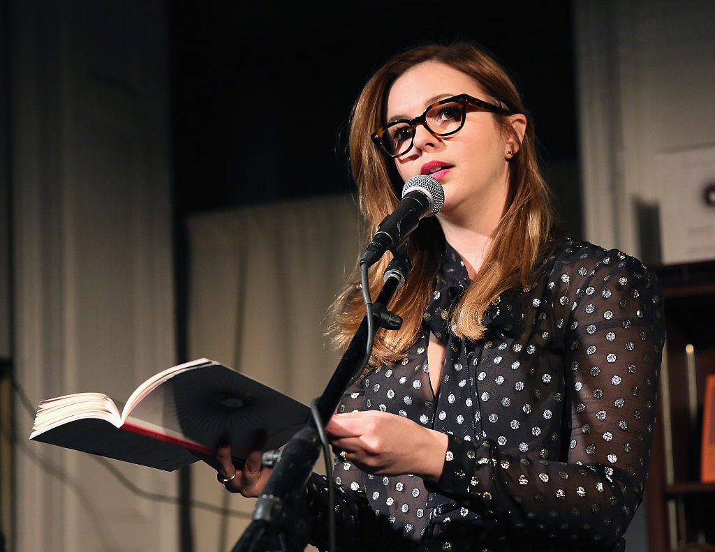 Amber Tamblyn's first novel will have a very powerful subject matter