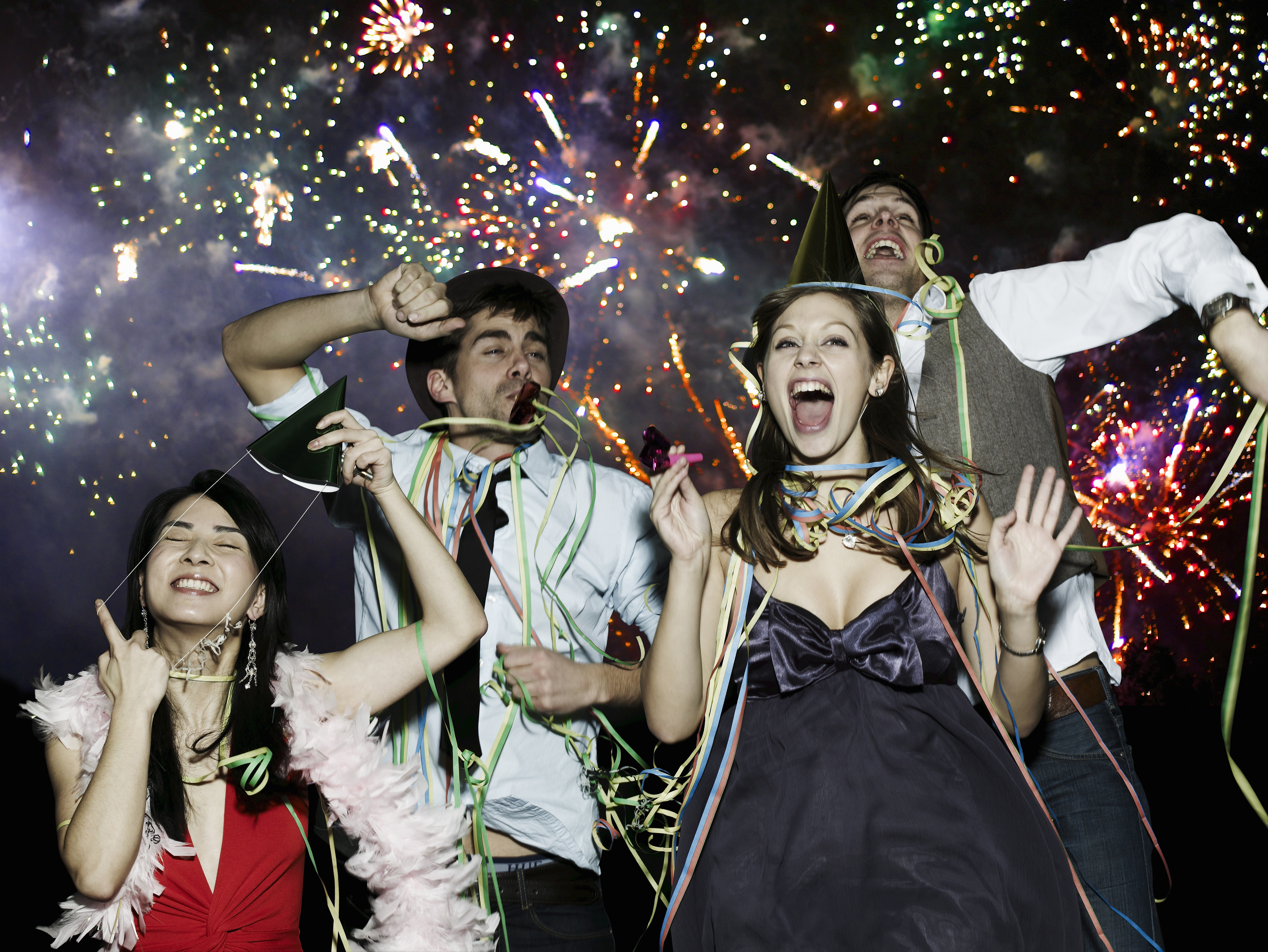 7 must-haves for throwing the best end of Mercury retrograde/NYE party EVER