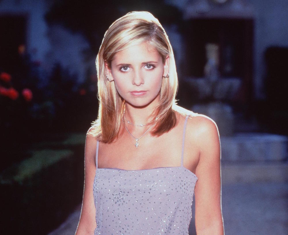 """""""Buffy the Vampire Slayer"""" fans are going to flip out over Milk Makeup's new lip metals"""