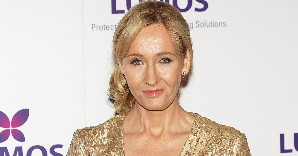 2017 is already looking great as Kween J.K. Rowling is writing TWO new books