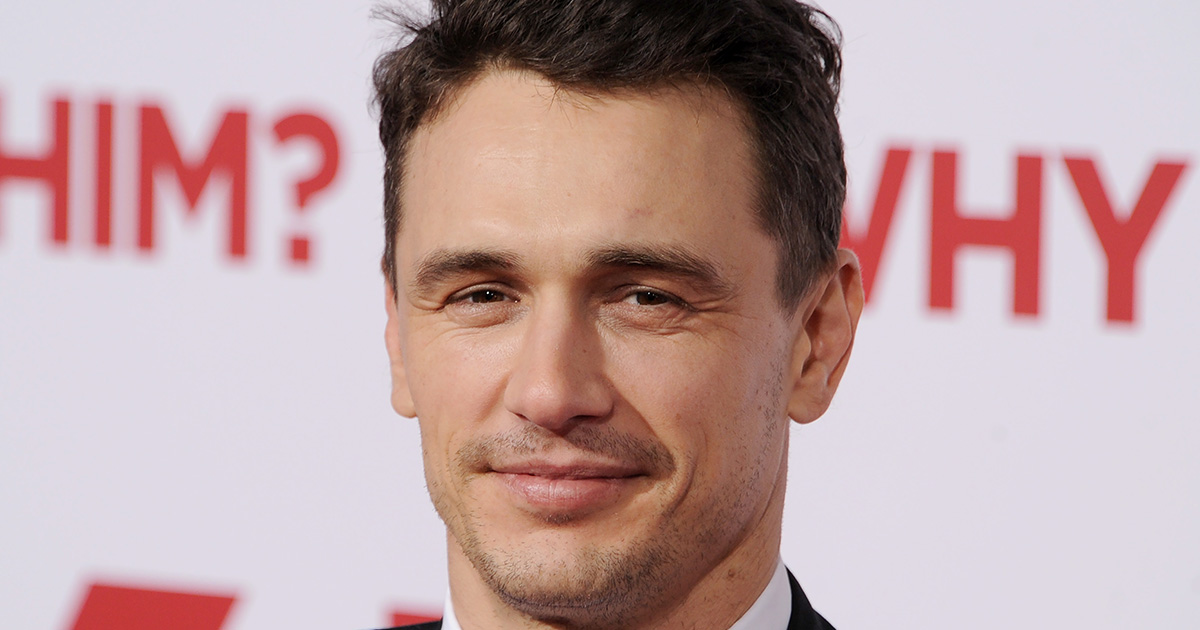 James Franco dressed up as Beyoncé and we can't look away