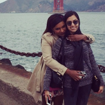 One of Mindy Kaling's BFFs just got her the most hilarious present YEARS in the making