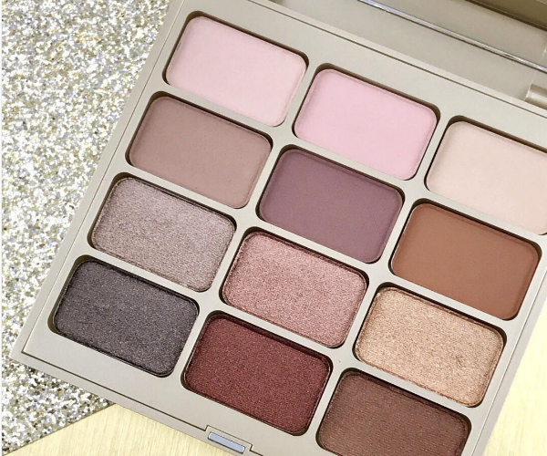 Stila shared a sneak peek of their new eyeshadow palette and it's launching sooner than you think