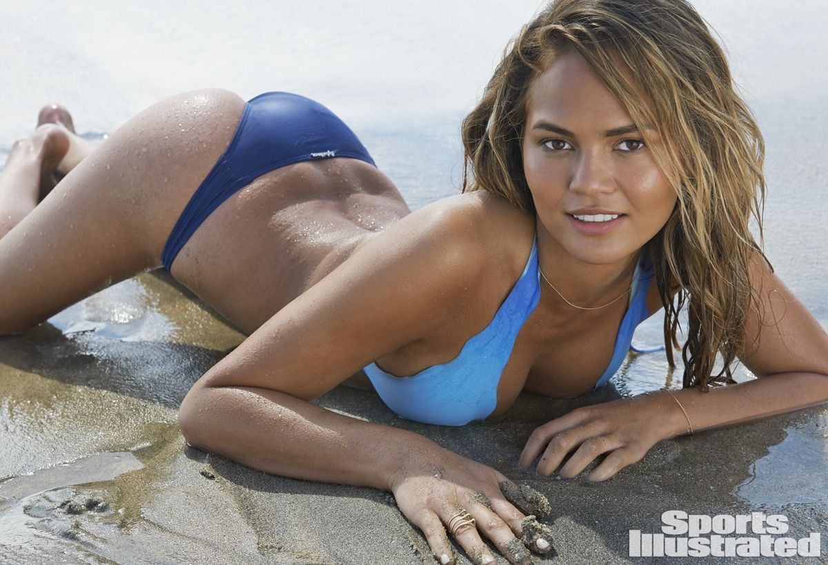 Chrissy Teigen says she always felt like a tomboy until she had her daughter and now she finally feels sexy