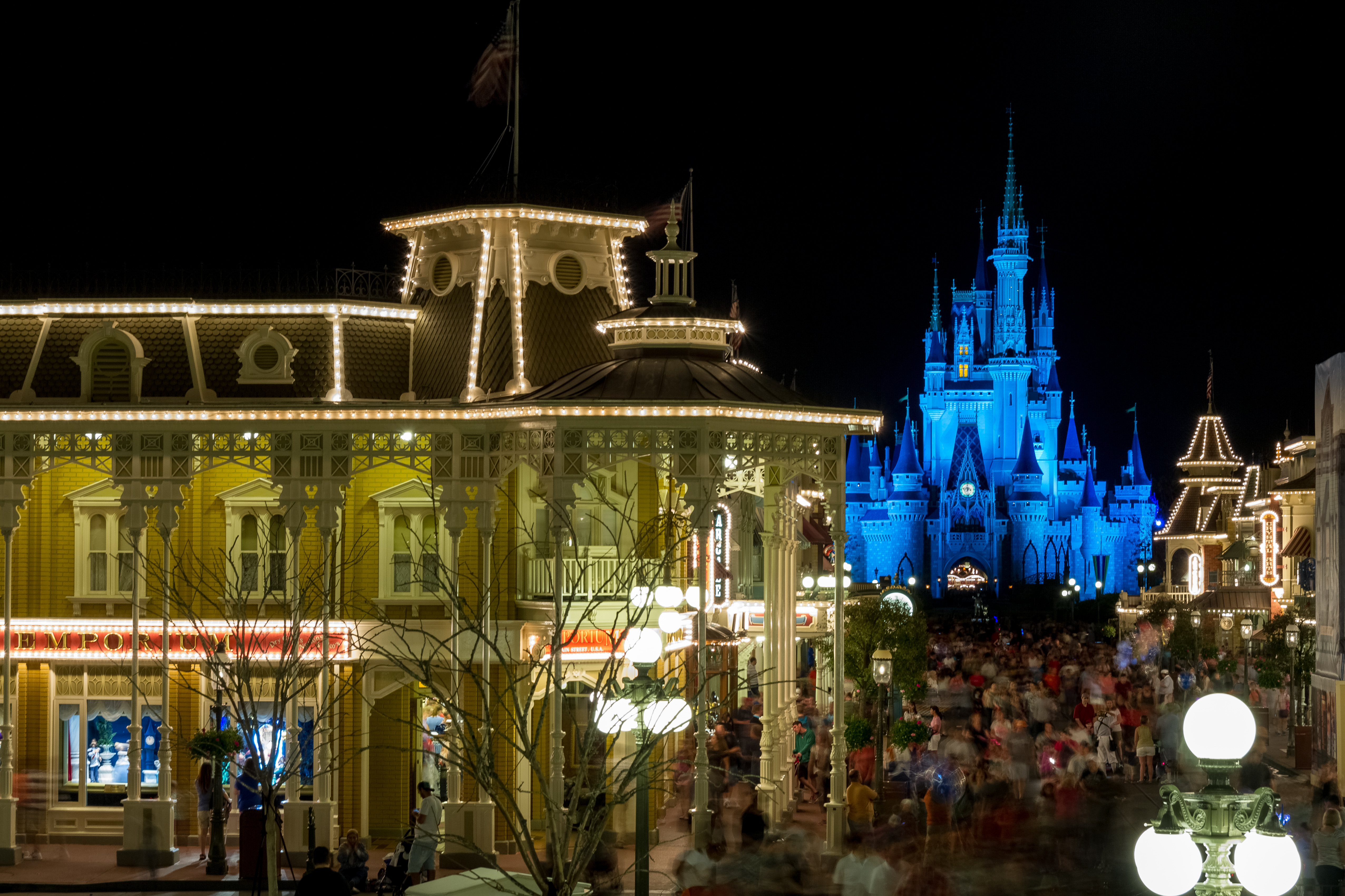 Disney just removed something odd from the Magic Kingdom and we have questions