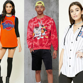 """Forever 21 came out with a """"Space Jam"""" themed collection and it will give you major '90s vibes"""