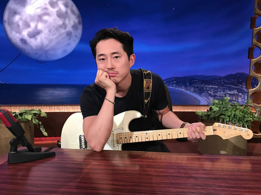 "Glenn from ""Walking Dead"" is gone — but Steven Yeun is the Instagram boyfriend you never knew you needed"