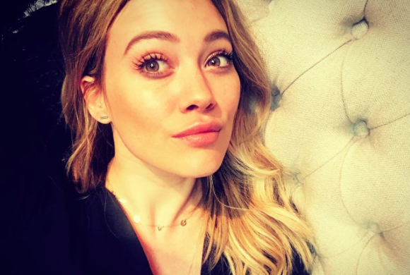 Hilary Duff is making us feel nostalgic for this mega 2000s trend