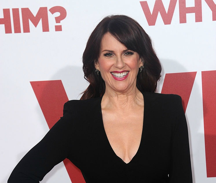 Megan Mullally accidentally bought a $4,000 sweatshirt and we hate when that happens