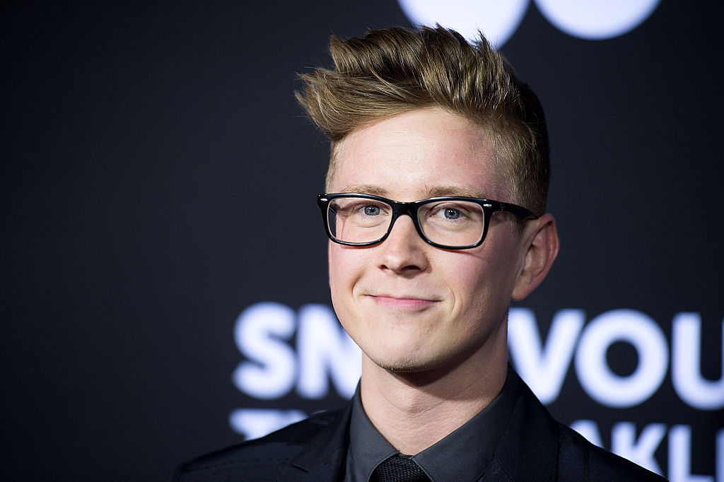 Tyler Oakley talked about what it's like to be an LGBT activist, and we're cheering