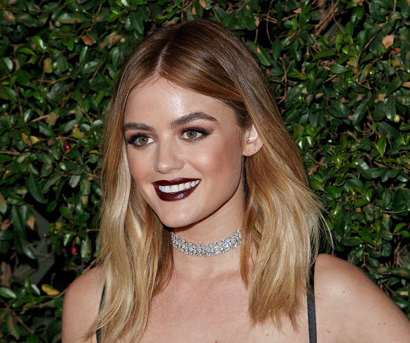 Lucy Hale just responded to her hackers with this extremely powerful Twitter post, and we're cheering