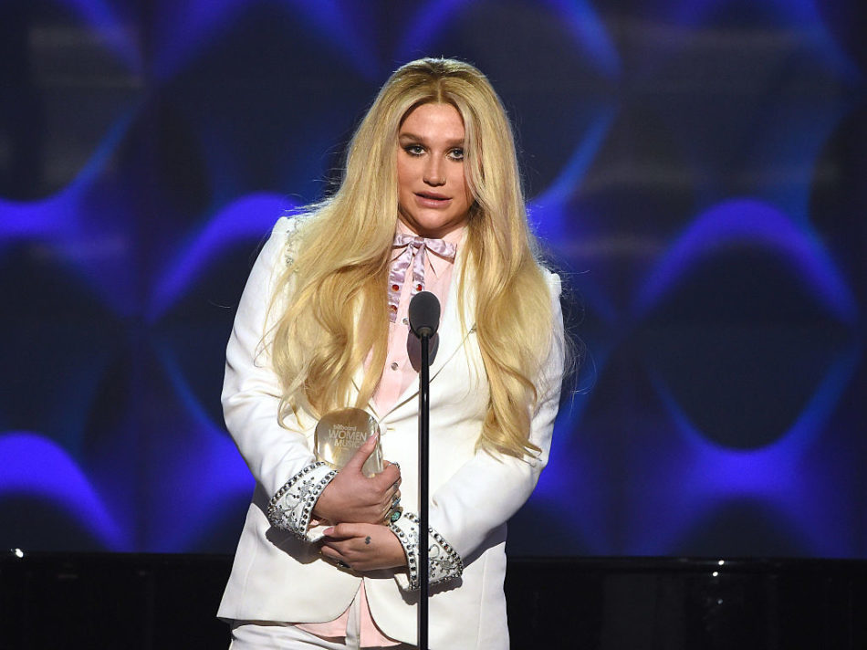 "Kesha's new music has her ""crying happy tears,"" and we're so thrilled for her"
