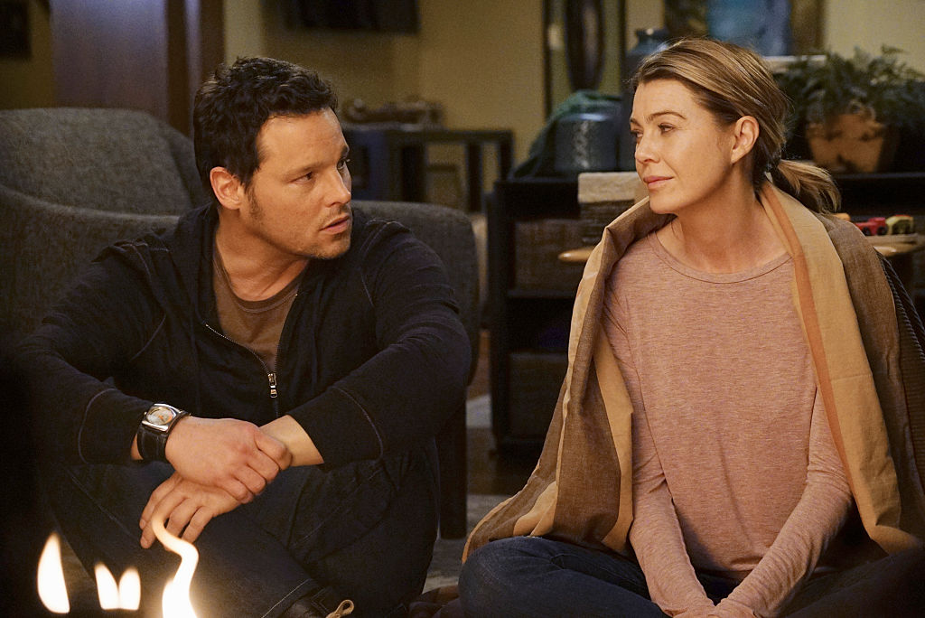 OMG 'Grey's Anatomy' fans are going to freak over this BIG hint about Meredith and Alex hooking up