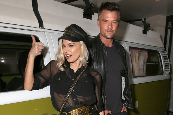 Fergie and Josh Duhamel's Christmas card is the best celeb holiday card this year, hands down