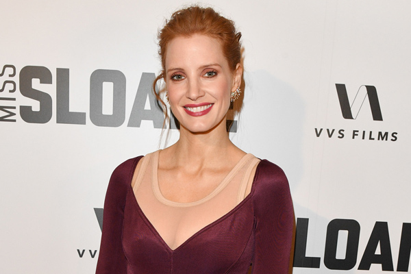 Jessica Chastain opens up about being shy in Hollywood and we applaud her openness