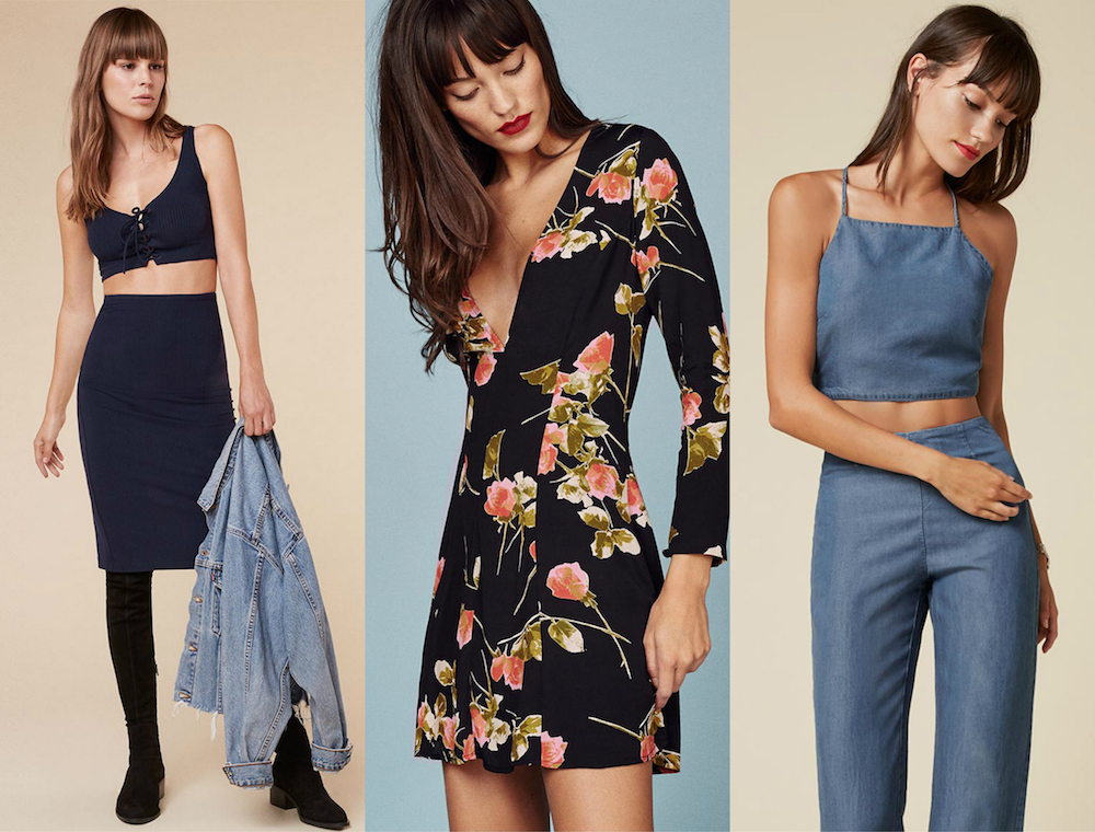 Here's what you should buy today from Reformation's huge sale now that your shopping is all done