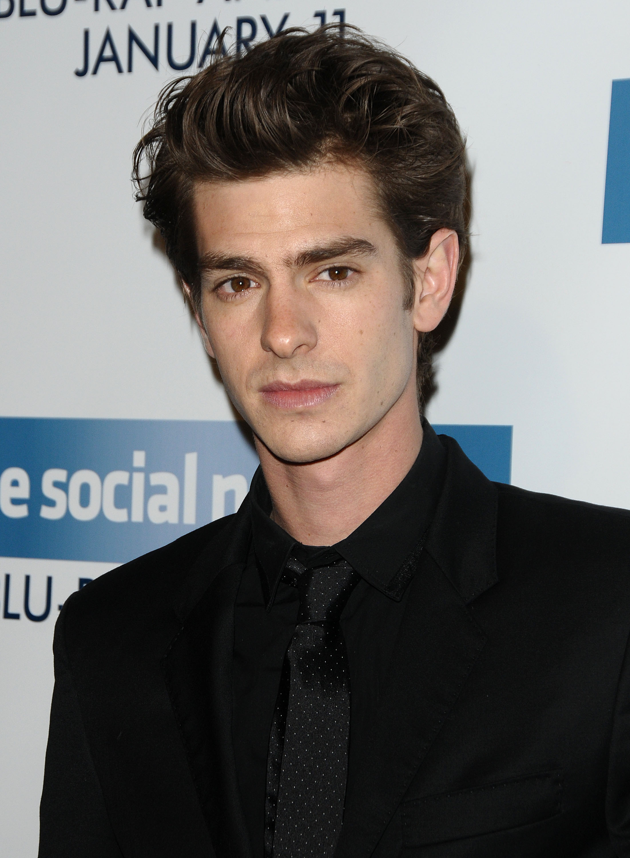 Andrew Garfield reveals why he wasn't handsome enough for role of Prince Caspian and we 100% reject that