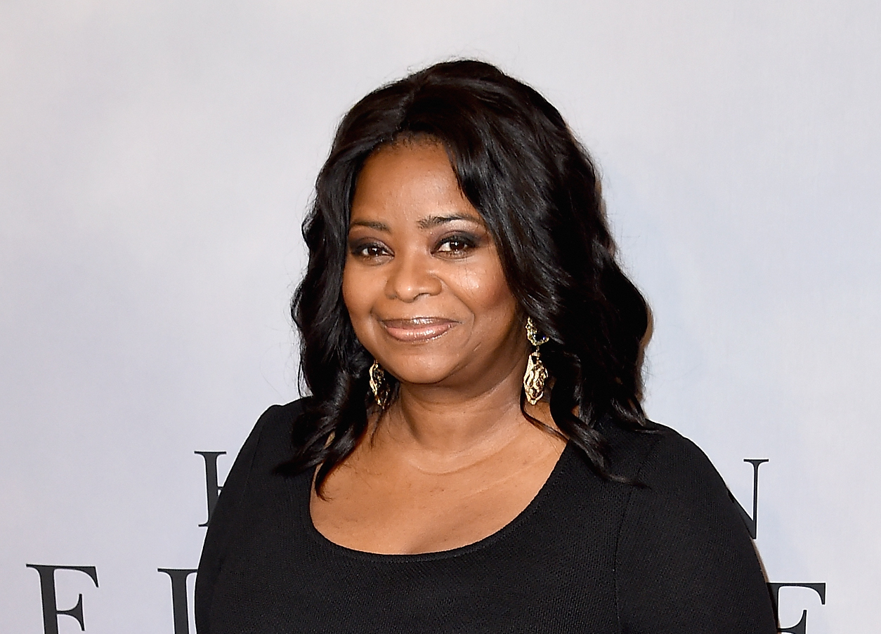 """Hidden Figures"" star Octavia Spencer has the BEST thing to say about diversity in film"