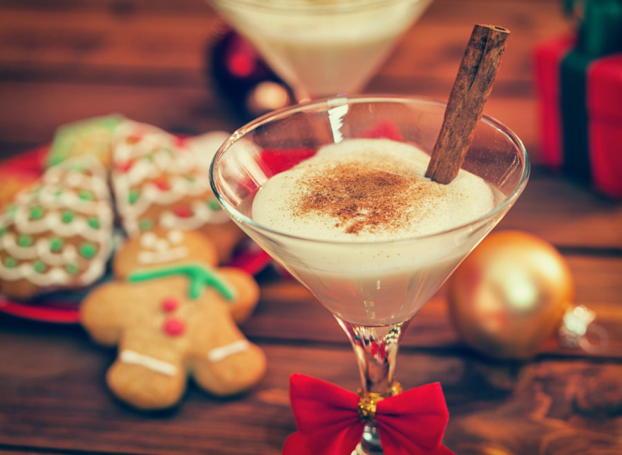 17 holiday cocktails that taste like every good memory you've ever forgotten