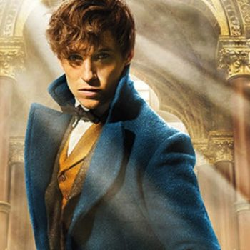 "J.K. Rowling just cleared up a *tiny* ""Harry Potter""/""Fantastic Beasts"" plot hole"