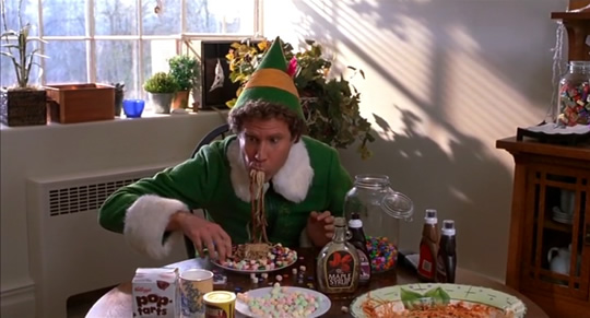 "This YouTube chef made the breakfast spaghetti from ""Elf,"" and, yum?"