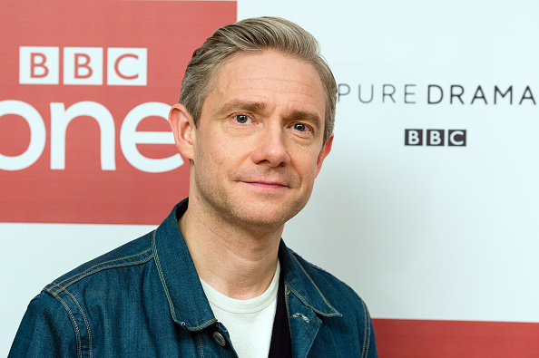 """Sherlock"" star Martin Freeman would really like to stop being recognized by fans in this awkward place"