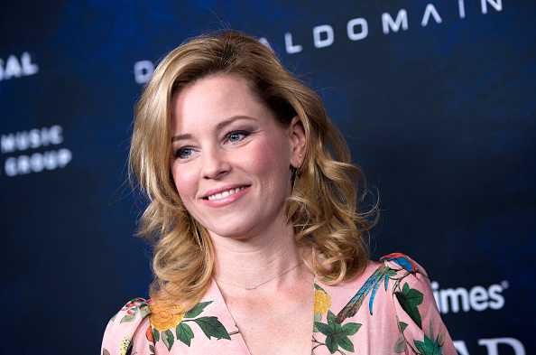 Elizabeth Banks just found possibly the nerdiest gingerbread house ever and we're in love