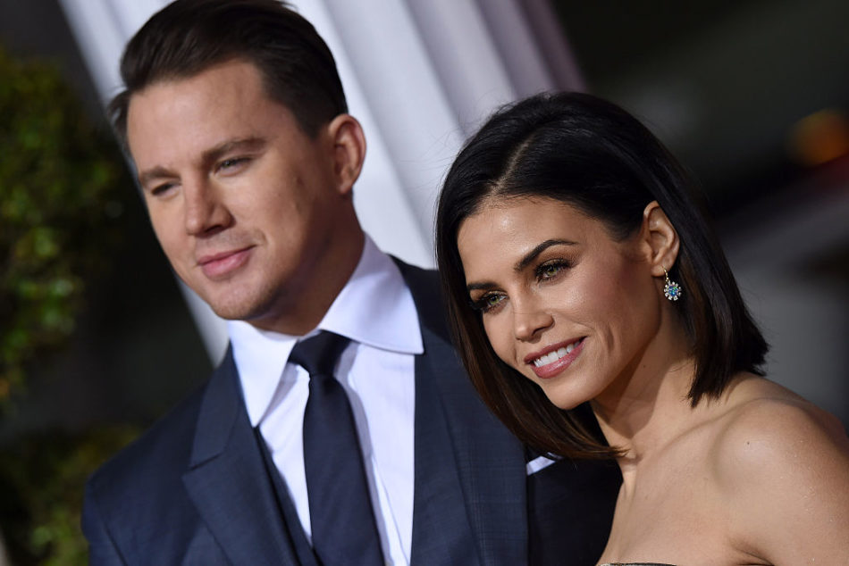 Jenna Dewan Tatum just posted one of the most romantic photos we've ever seen