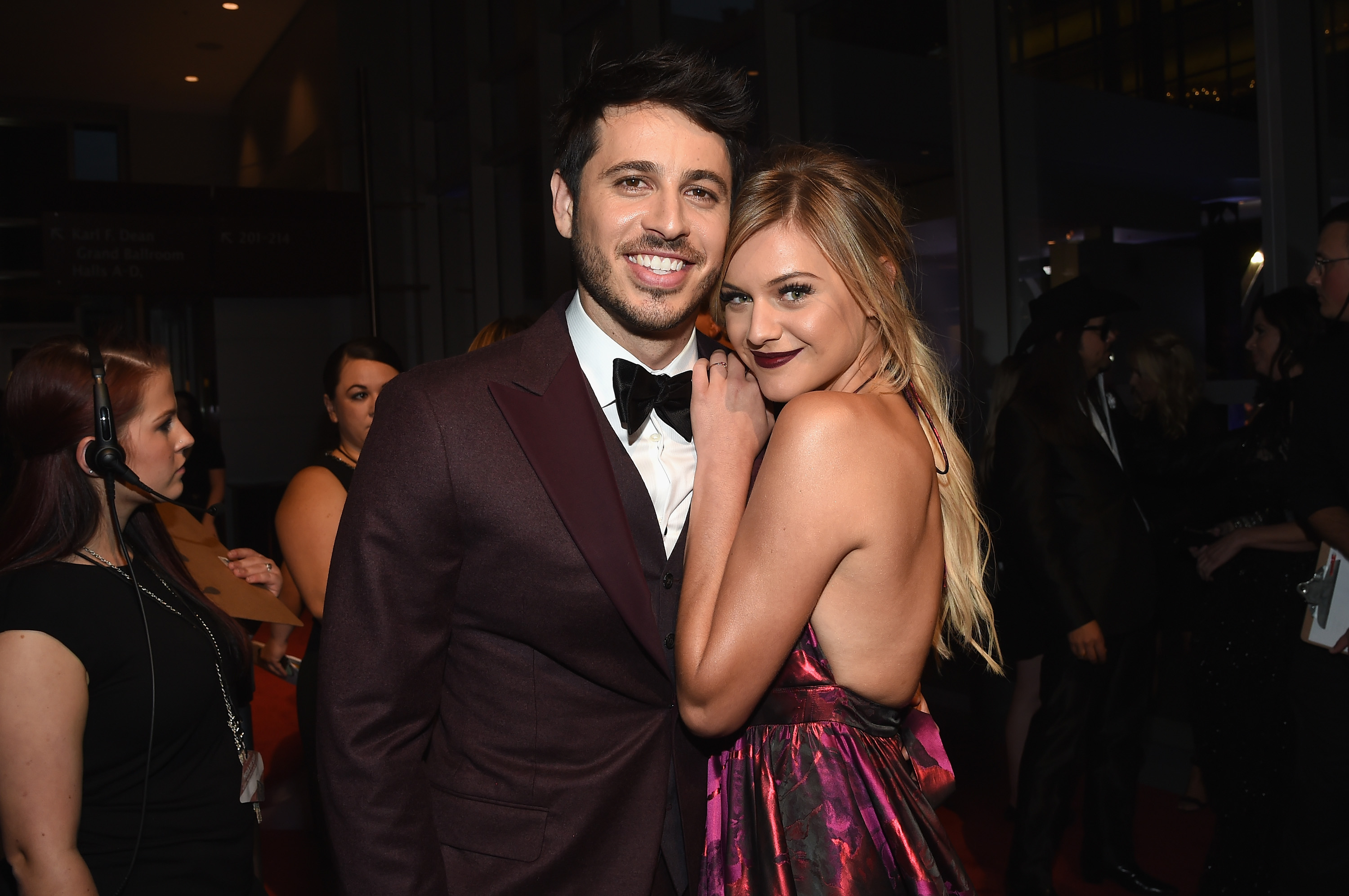 Kelsea Ballerini announces engagement on Instagram...but that ring, though!