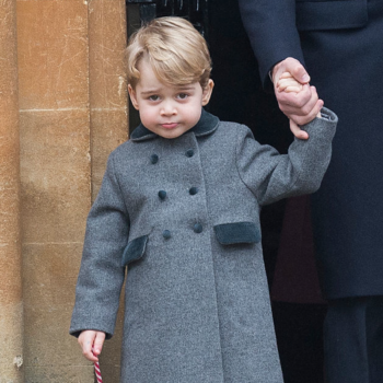 Prince George's adorable Christmas coat sold out within hours