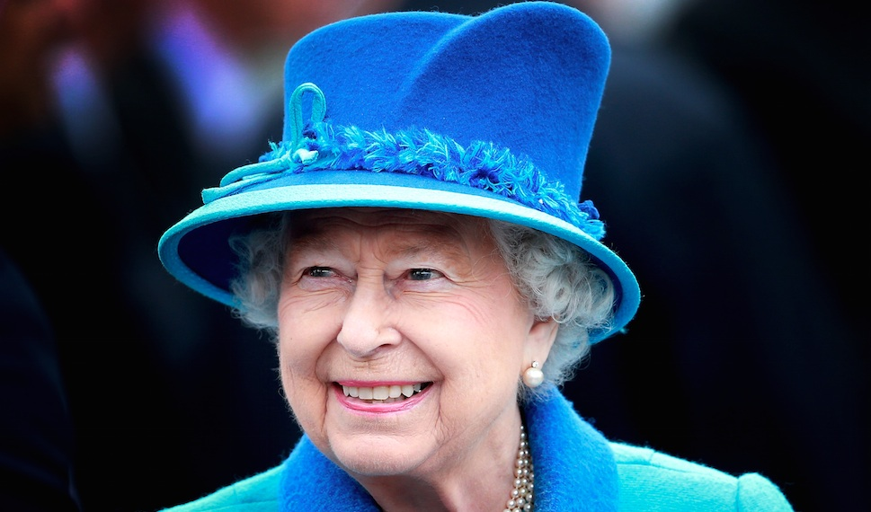 Queen Elizabeth missed this holiday tradition due to a heavy cold, and we're wishing her well