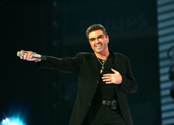 This is what George Michael was working on before he passed away