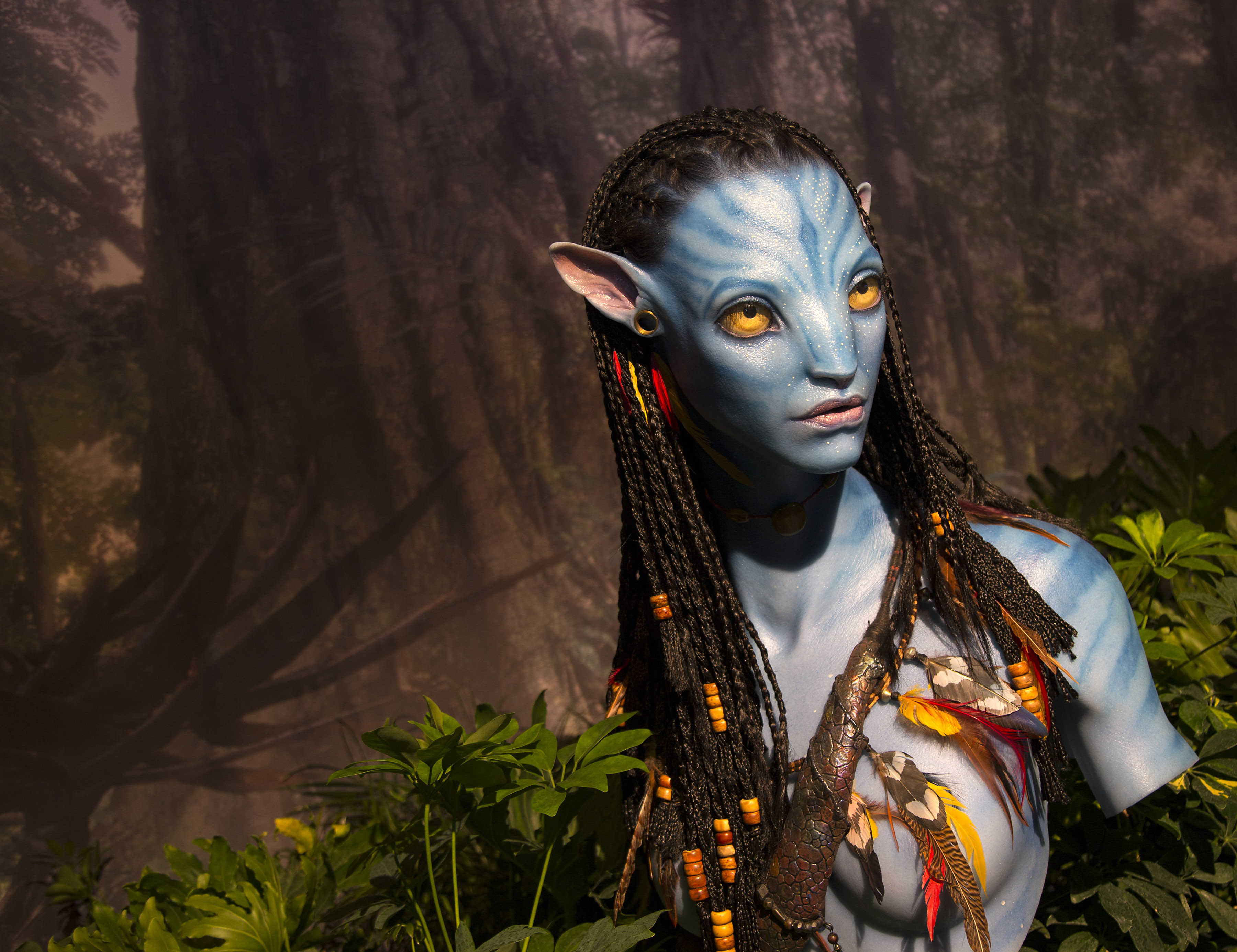 We've finally got an extended look at Disney World's Avatar Land and...whoa