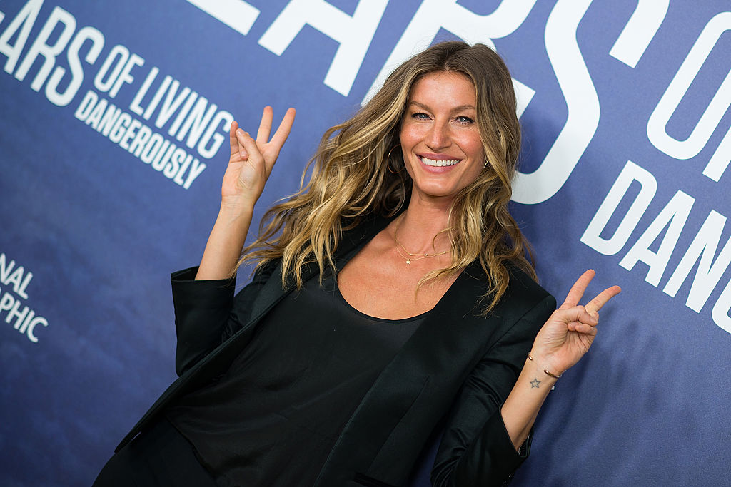 Gisele Bündchen's post-Christmas boxing routine is the workout motivation we need