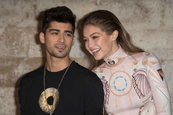 Gigi Hadid posted the sweetest thing about Zayn Malik on his birthday today