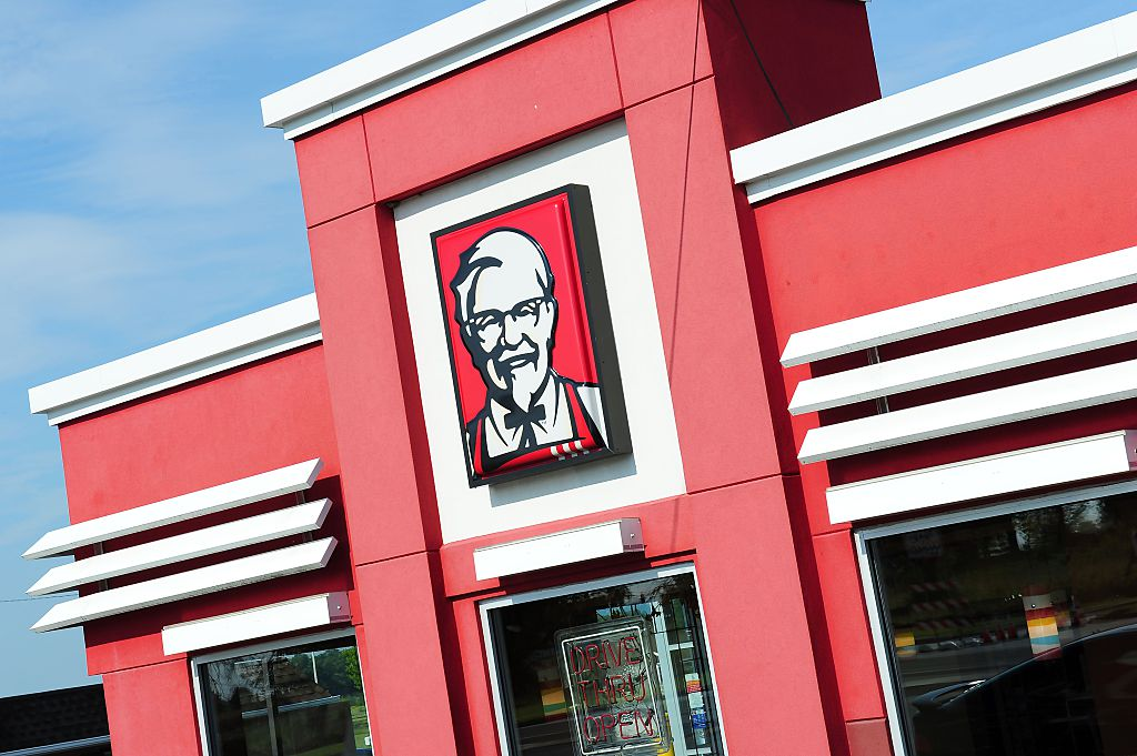 This KFC kiosk uses facial recognition to make menu suggestions and it actually sounds like a great idea