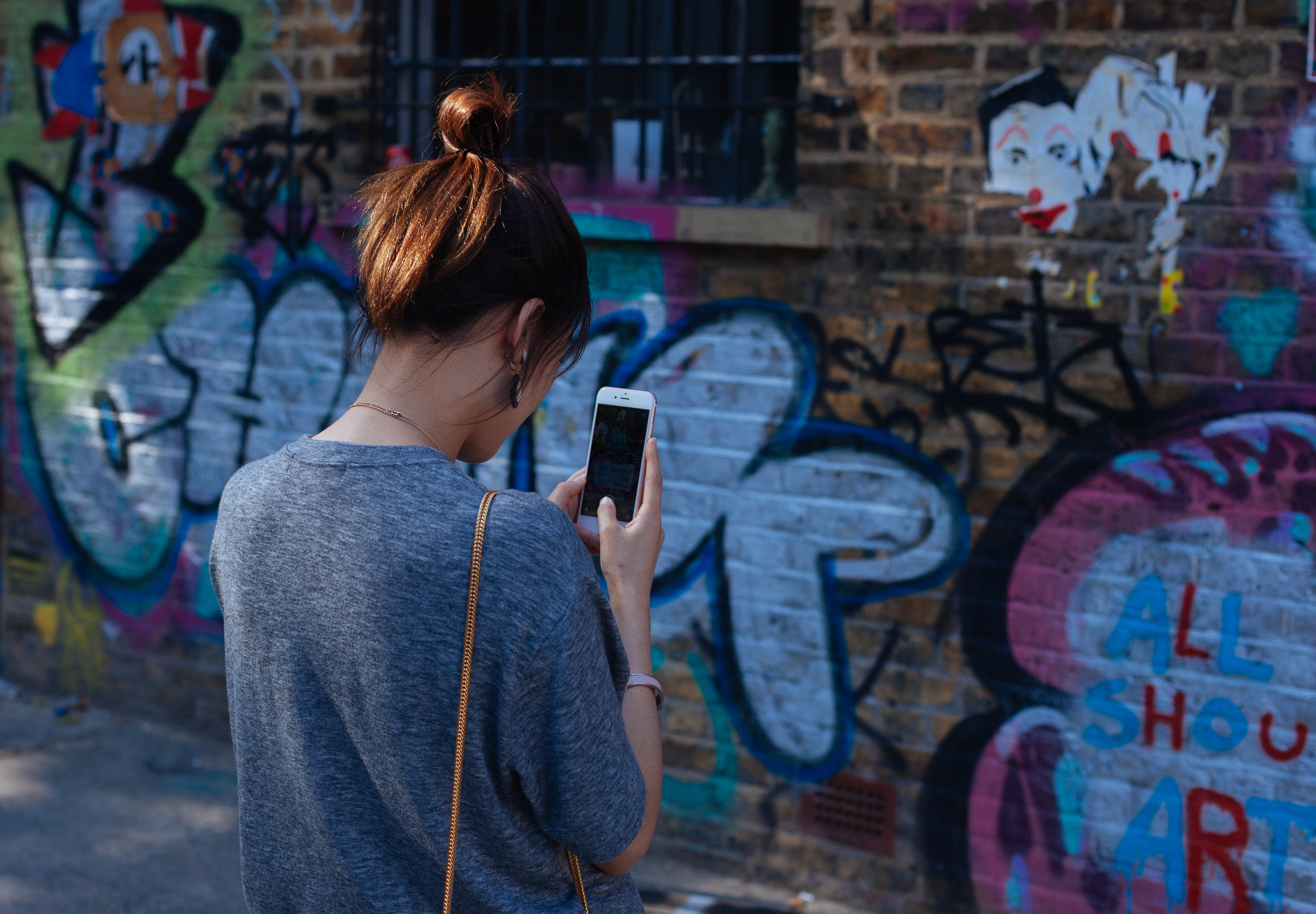 There's now a way to kiss someone through the phone — literally — and we are so intrigued